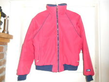 THE NORTH FACE Red Full Zip Winter Jacket Women's Sz. 14 VGUC