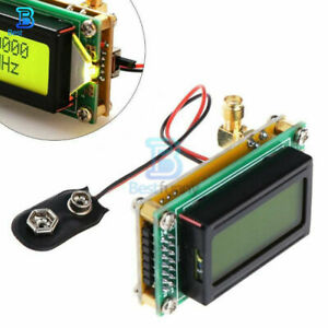 High Accuracy RF Frequency Counter Meter 1~500 MHz Tester Module For Ham Radio