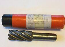 "End Mill (60E) Eclipse 4667 7/8x5/8x1-7/8x4"" SE 6 Flt. (G-2-9)"