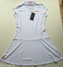 Musto Evolución Volley/Vestido De Tenis Talla 10, UPF40, nuevo con etiquetas