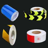 1m*50mm Bande Reflechissante Adhesive Ruban Adhesif Ruban de sécurité