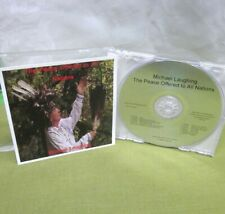 MICHAEL LAUGHING Peace Offered All Nations CD Chippewa flute Native-American