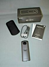 Ricoh Theta V 360 Spherical VR Camera - Metallic Gray