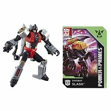 TRANSFORMERS GENERATIONS POWER OF THE PRIMES LEGENDS DINOBOT SLASH ACTION FIGURE