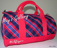Tommy Hilfiger Backpack School Gym  Hand Bag Tote Travelling  small Duffle NWT