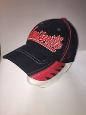 san francisco dd9c1 94ca6 LOUISVILLE CARDINALS Authentic Fitted Size Med - Lrg Zephyr Mens HAT - CAP