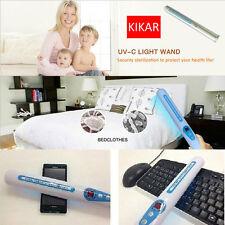 Portable UV Sanitizer Hand Wand Disinfectant Sterilizer UVC Light Germicidal Kit
