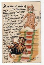 Louis Wain Collectable Artist Signed Postcards