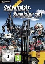 Sfasciacarrozze simulatore 2011 * tedesco * OVP * NUOVISSIMA