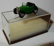 MICRO BREKINA HO 1/87 BMW DIXI DECOUVRABLE CABRIOLET BLEU IN BOX