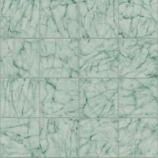 Rasch Marble Tile Wallpaper Realistic Kitchen Bathroom Embossed Roll 899412