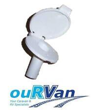 Old style caravan water filler AC41 millard windsor viscount 006173 AU7705