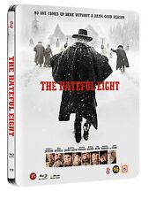 The Hateful Eight Limited Edition Steelbook 2-Disc Blu Ray (Region B)