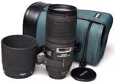 Sigma EX IF APO HSM D Macro 180mm F/3.5 f. Nikon