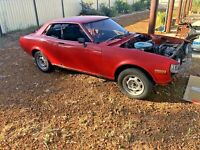 Toyota Celica TA23 1976 1977 Coupe Manual RA23 RA28