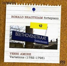 Ronald Brautigam, Lu - Beethoven: Complete Works for Solo Piano 12 [New SACD]