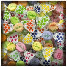 Puntini Fruit Chip Chipurnoi Italian Gourmet Candy Cough Drop Jujube 4 Pound Bag