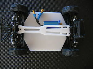 Losi micro SCT  or Rally Delrin Chassis set