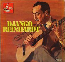 "DJANGO REINHARDT ""NUAGES"" MANOUCHE JAZZ DOUBLE LP 1973  DECCA 278509/10"