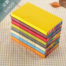 One Piece A6 48K Colorful Paper Notebook Random Colors Diary Book