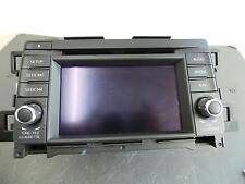 MAZDA CX5 RADIO/CD/DVD/SAT/TV SAT NAV, NON TOUCH SCREEN TYPE, KE, 02/12- 12 13 1