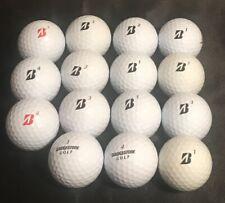 15 Bridgestone  Golf Balls   AAAA / AAAAA