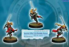 Infinity Nuevo y en caja Panoceania-Jeanne d 'Arc 2.0 (Movilidad Armor Spitfire) ()