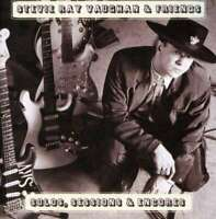 Solos Sessions & Encores - - Stevie Ray Vaughan CD 82876872312 Epic