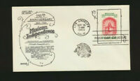 #1157 150th Anniversary Mexican Independence Boerger Cachet FDC Unadd LOT 1308