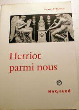 HERRIOT/PARMI NOUS/H.BESSEIGE/ED MAGNARD/160