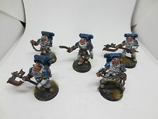 Forge World LEGION RAMPAGER SQUAD Painted World Eaters 30K G132