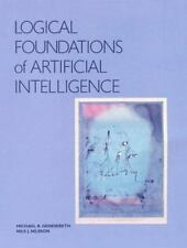 Logical Foundations of Artificial Intelligence by Genesereth, Michael R., Nilss