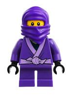 Lego Lil' Nelson 70589 Rock Roader Ninjago Minifigure