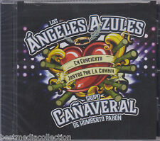 SEALED Los Angeles Azules CD EN Concierto Juntos Por La Cumbia (602547324849)