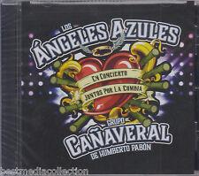 SEALED Los Angeles Azules CD EN Concierto Juntos Por La Cumbia (602547324849)