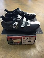 Fizik R3 Donna Cycling Shoes 42eur W10us 8uk Black And White