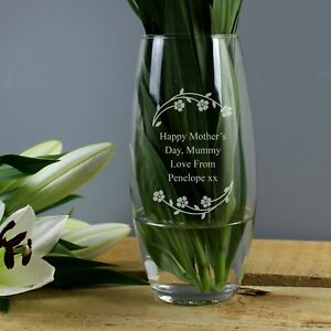 Personalised Bullet Vase Suitable for any Occasion Bullet Design