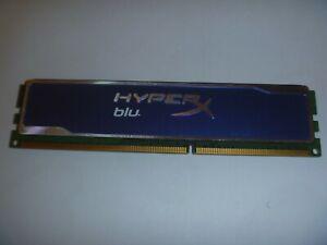 HyperX blu. 4GB (1 x 4GB) RAM Memory DDR3 Desktop PC3 12800u DDR3 1600 Mhz 1.65V