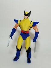 "2000 Marvel X-Men Movie X Mutations Classic Wolverine 9"" Figure, Cloth Clothing"