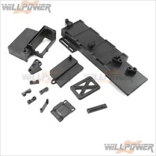 Receiver Box/Top Plate/Battery Case #395 (RC-WillPower) HongNor LX-1/X3-GT/SABRE