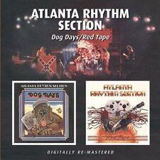 Dog Days/red Tape 5017261208743 by Atlanta Rhythm Secti CD