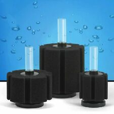 Biochemical Sponge Aquarium Filter Fish Tank Plastic Air Pump Skimmer Accessory