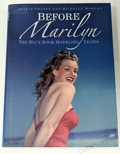 Before Marilyn ~ Blue Book Modeling Years ~ Fred Franse NEW 1st ed
