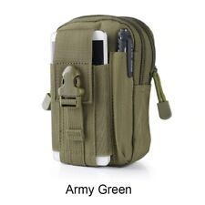 Waist Belt Bum Bag Army Sports Molle Pack Mobile Phone Case Cover Purse Pouch