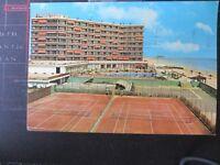 Hotel Entremares & Beach, La Manga Del Mar Menor, Spain. Postcard 1976