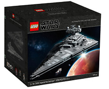 Lego 75252 Star Wars Disney Imperial Star Destroyer™ New with Sealed Box