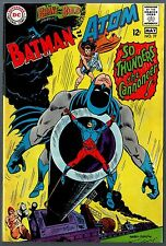 Brave and the Bold (1955) #77 FN (6.0) Batman and Atom