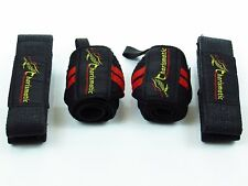 Weightlifting Wrist Wraps and Lifting Straps - New - Charismatic