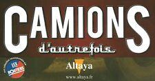 Magazine Fasciculo FRANCE 100 Altaya Camions d´autorfois Pegaso Comet