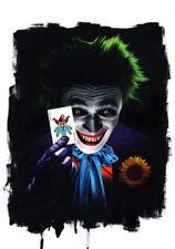 The Joker David Stoupakis Art Print 13x18